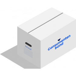 Consumentenbond Moving Boxes