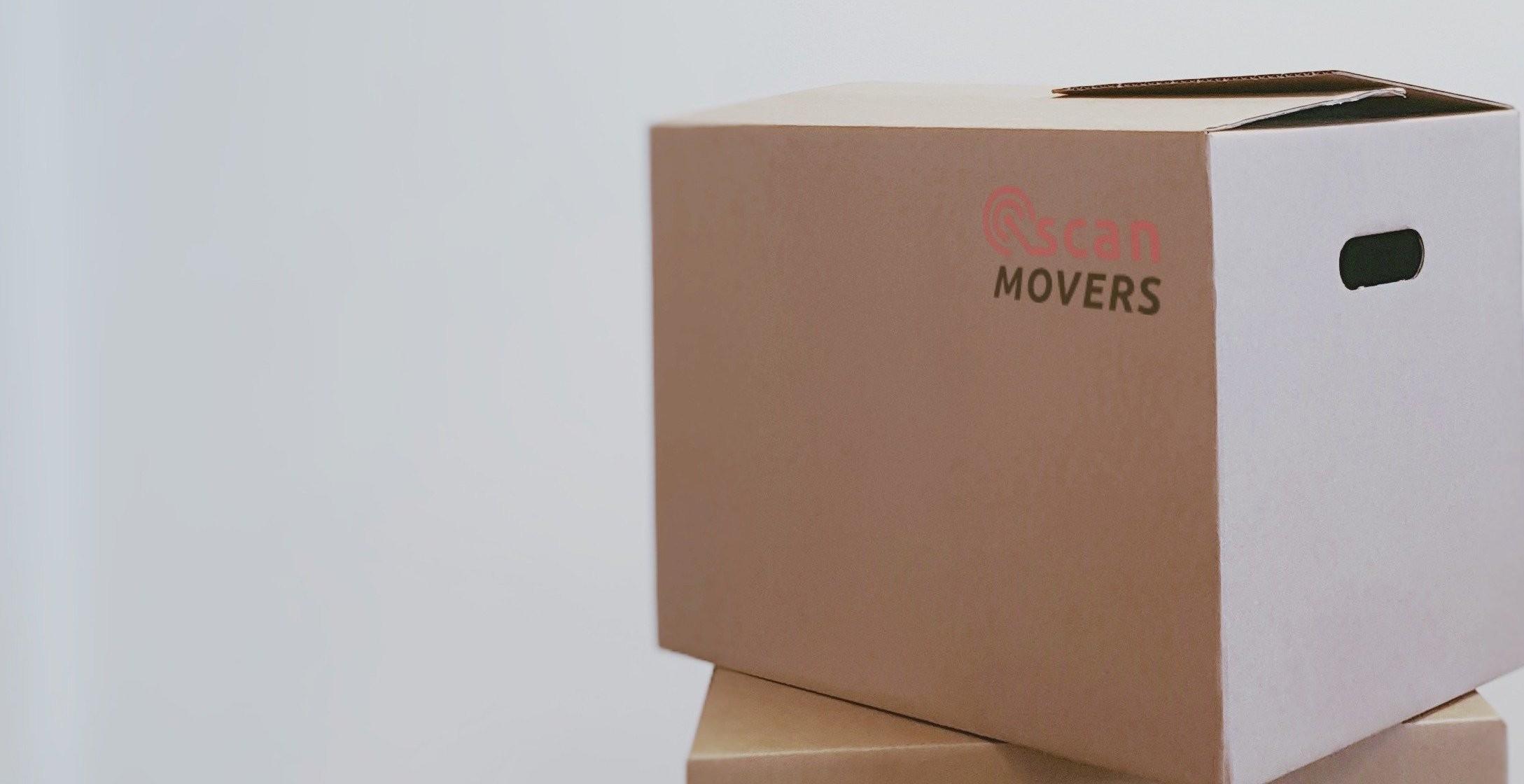 Laat de verhuisdozen bij je thuis bezorgen!