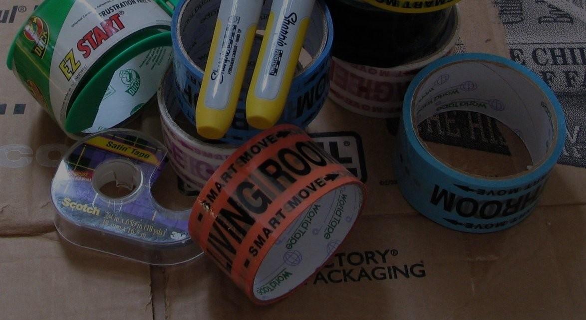 Gebruik ons verpakkingsmateriaal om jouw spullen te beschermen tijdens het verhuizen.